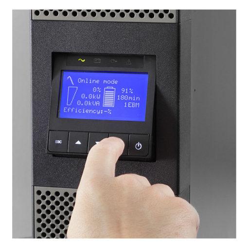 Eaton 9PX EBM 72V RT3U, Внешний аккумуляторный батарейный модуль, шт